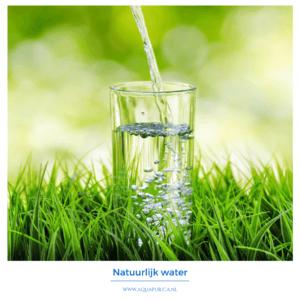 Natuurlijk water (1)